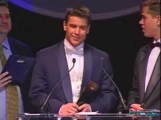 Lukas & Johan - Coverboys at the GayVN Awards (JJprods)