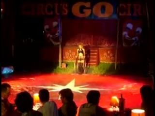 Цирковые артисты\Воздушная гимнастка Жанна