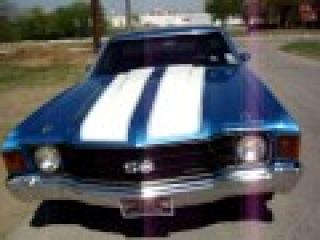Chevelle / El Camino Super Sport 454 SS FUN