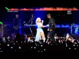 Taio Cruz feat. Kylie Minogue - Higher (Live) Starfloor