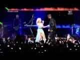 Taio Cruz feat. Kylie Minogue - Higher (Live) Starfloor