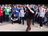 BROOKLYN B-boy Party 4.06.2011  (on the wheels of steel ELECTRO DJz (Shaika Ninja) BPM &amp Archie)