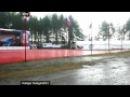 Селигер 2011 Скользящий под дождем