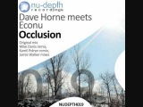 Dave Horne meets Econu - Occlusion (Mike Danis Remix) (nudepth019)
