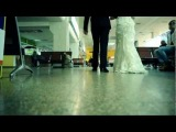 History of wedding day David and Anna