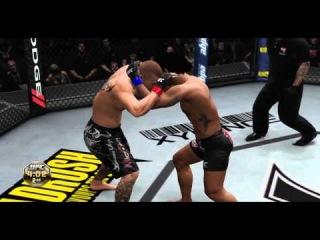 UFC Undisputed 3 - Inside the Octagon (The Ground Game) - Playstion 2