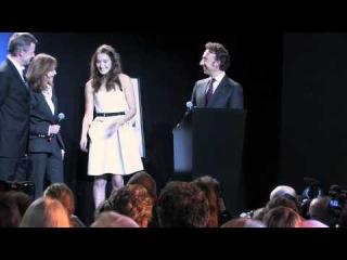 Отчёт о церемонии Romy Schneider And Patrick Dewaere Awards, 4 апреля 2011, Париж