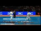 quarterfinal Andrey Materov (113) Russia vs Norichika Tsukamoto (129) Japan