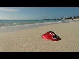 EX-G1 camera getting wet on the beach.AVI