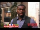 VIBE x 50 Cent: The International Issue 2011