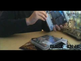 GOW III Ultimate Trilogy Edition UNBOXING Review (RUS)