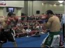 HyeFighter Art Hovhannisyan vs Navarette Boxing KO
