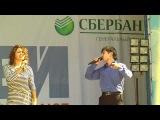 Александра Смирнова и Фируз Таиров -