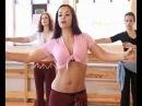 Танец живота - самоучитель базовых движений ч.1 zhezelru