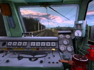 экстренный ЧС4Т Trainz 2009