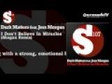 Dark Matters feat. Jess Morgan - I Don't Believe In Miracles (Shogun Remix)