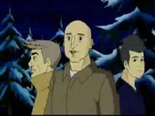 Simple Plan on Scooby Doo (Part1)