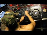 Strip-DJ  Alex Naked@Dali night club