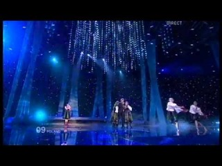 Eurovision 2010 - Poland - Marcin Mroziński - Legenda
