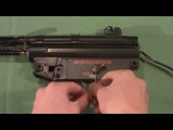 Airsoft Mp5 Take-Down/Disassembly Guide (EVIKE.COM)
