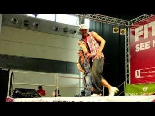 La Bomba (3/5) - Реггетон на RiminiWellness 2010