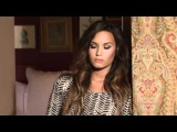 Behind The Scenes with Demi Lovato  Latina Magazine Cover Shoot