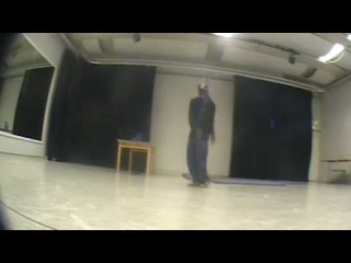 Joseph go dedson hip hop training