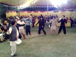 peshawar university attan