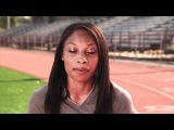Allyson Felix's 1DAY story, Part 1 The new girl