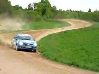 Rally Braslav Renault Clio Sport