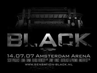 Showtek - Black (Sensation black)