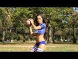 Tehmeena / Ms. Meena Sexy NY Giants Football Video