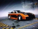 My NFS Prostreet Fast and Furious Tokyo Drift cars