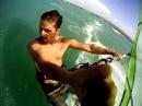Windsurfing in Cabarete (GoPro)