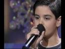 Abraham Mateo (10 años) - y si fuera ella - Alejandro sanz- Menuda Noche