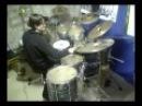 Drum Cover - Porcupine Tree - Halo