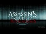Assassins Creed Revelations: Hookblade Trailer