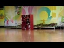Urska Rubin IDO World Championship Street Dance Show 2011