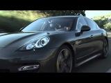 2012 New Porsche Panamera Turbo S 2012 Trailer
