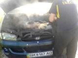 Загорелся Hyundai H200
