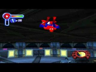 Человек-паук 2 Электро: Гонка с поездом.