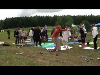 Парная йога. 1-е занятие (фестиваль