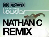 OFFICIAL DJ Fresh ft. Sian Evans - Louder (Nathan C Remix)