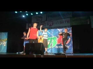 Команда КВН «Всё для всех» КОП 23.10.2011