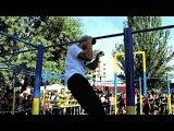 !!!OFFICIAL REPORT!!! Street Workout Dnepropetrovsk