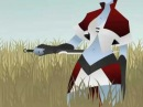 Lineage 2 - Elf vs. Dark Elf * Animated