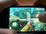 Обзор игры Brothers In Arms 2 Global Front HD на Samsung Galaxy Ace GT-S5830.