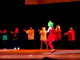 Animatrix 2011 - The Delicious Tomato Song (ан. Hetalia Axis Powers)