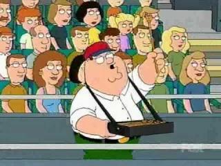 Family Guy - Butt Scratcher
