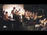 Valery Ponomarev &amp C-Jam Club Jazz Orchestra cond. George Gorbov